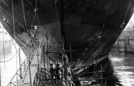 Ferdinando Magri. Le fotografie del porto di Genova tra gli anni sessanta e settanta del Novecento.