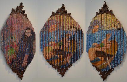 3 Artisti Liguri uniti nell'Arte