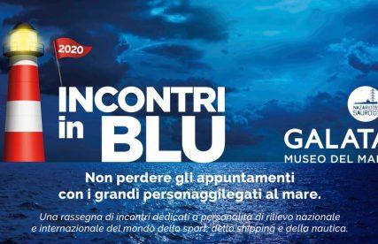 Incontri in Blu – Uomini, donne e storie di mare.